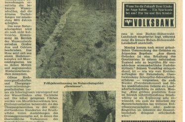 Geestmoor-Klosterbachtal
